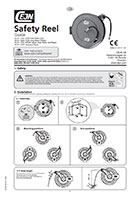 Safety reel - Open