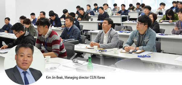 CEJN Hosted Safety Training at MAN