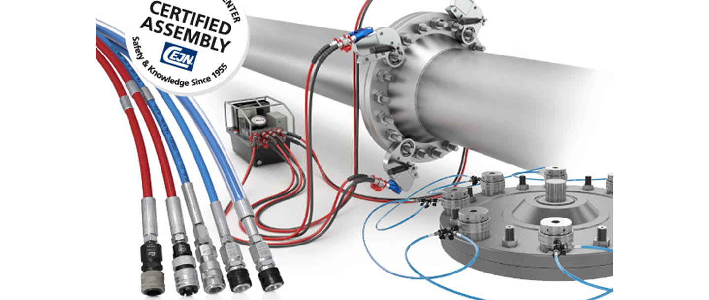 Hydraulic Pressure Safety : Safety guidelines for working with ultra high pressure
