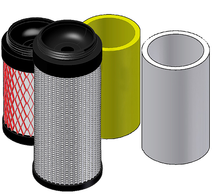 FRL Spare filters