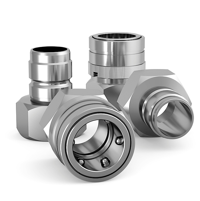 Series 702, DN25 Stainless Steel