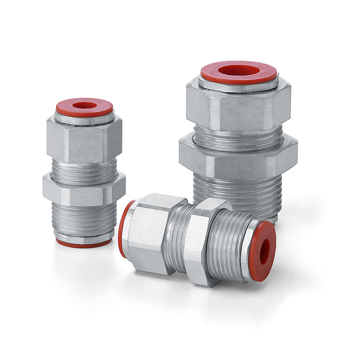 Couplings - Bulkhead