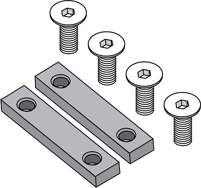 Multi-X Slot Nut Kit