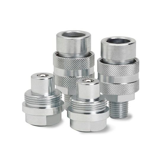 UHP screw-to-connect couplings