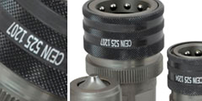 Nordic Range / 525 - High Performance Poppet Type Couplings